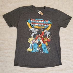 Vintage 90s Style Transformers Decepticons Tee